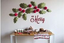 Apartment - Holiday Decor / How to decorate for the holidays! / by UVU Housing & Residence Life