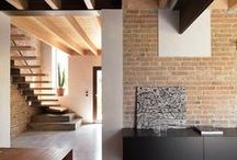 Renovation / Arbau's projects about renovationnof old buildings
