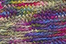 slip stitch crochet (crochet de Bosnie, pjoning)