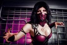 Mileena Mortal Kombat X / https://www.facebook.com/ZyunkaMuhinaCosplay https://www.instagram.com/zyunka_cosplay cosplayer- Zyunka Muhina Photo-https://www.facebook.com/likaphotographer