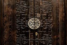 D O O R S | / Beautiful doors photo