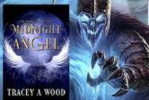 Midnight Angel Book / Paranormal, Urban Fantasy, Romance, Suspense