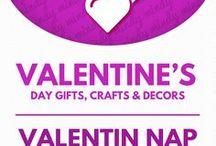 Valentine's day gifts and decorations / Valentin napi ajándékok és dekorációk / Valentine's day craft : gifts and decors! For more craft tutorials visit our site: http://www.mindy.hu/en ◄◄ ║ ►► Kreatív Valentin napi ötletek: dekorációk és ajándékok (Ha magyarul szeretnéd látni az ötletek leírását a Mindy oldalán: a Mindy-n a menü alatti szürke sávban az oldal tetején találhatod a nyelvváltás gombot!) Még több kreatív ötlet: http://www.mindy.hu/hu
