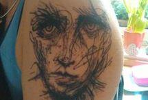 Co jsem vytetoval, What i tattood myself / tetování