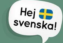 Ruotsin kielen perusteita