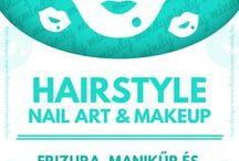 Makeup,nail art & hairstyle / Smink,manikűr és frizura ötletek / DIY Makeup tutorials, nail art tutorials and beauty tips. For more craft ideas visit our site:  http://www.mindy.hu/en ◄◄  ║  ►► Smink útmutatók, frizura ötletek és szépségápolási tippek (Ha magyarul szeretnéd látni az ötletek leírását a Mindy oldalán: a Mindy-n a menü alatti szürke sávban az oldal tetején találhatod a nyelvváltás gombot!) Még több kreatív ötlet: http://www.mindy.hu/hu