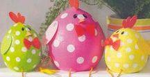 Easter clip art & decoration