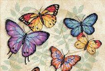Πεταλούδες- Butterflies