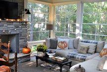•●• Autumn: Home Interior •●•