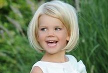 •●• Girls' Haircuts •●• / For More Inspiration Check Out My Bella Villa on Facebook!