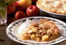 •●• Apple Pies •●• / Apple pies have never tasted (or looked!) this good. Like what you see? For more recipes & ideas stop by My Bella Villa on Facebook & Tumblr!