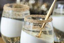•●• Champagne Jello Cups •●•