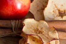 •●• Baked Apple Chips •●•