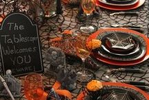 •●• Halloween Tablescapes •●•