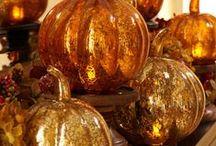 •●• Mercury Glass: Fall Inspiration! •●•