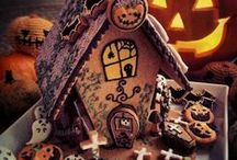 •●• Haunted Gingerbread Mansions •●•