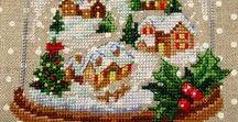 Christmas  cross-stitch 2