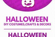 Halloween crafts & decors - Halloween dekorációk / halloween crafts & DIY Halloween decors! For more craft tutorials visit our site: http://www.mindy.hu/en ◄◄ ║ ►►Halloween party dekorációk és jelmez ötletek (Ha magyarul szeretnéd látni az ötletek leírását a Mindy oldalán: a Mindy-n a menü alatti szürke sávban az oldal tetején találhatod a nyelvváltás gombot!) Még több kreatív ötlet: http://www.mindy.hu/hu