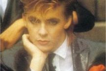 Nick Rhodes (Duran Duran) / My second favorite member of Duran Duran