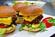 Sandwich-Toast-Burger