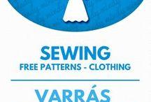 Free sewing patterns - CLOTHES & ACCESSORIES //  Ingyenes szabásminták - RUHÁK / Sewing tutorials with free sewing patterns ( clothes & accessories ) ! For more craft ideas visit our site: https://www.mindy.hu/en ◄◄ ║ ►►   Ingyenes szabásminták és varrási útmutatók ( ruhák és kiegészítők ) ( magyarra a Mindy oldalán felül tudsz váltani majd )  Még több kreatív ötlet: https://www.mindy.hu/hu