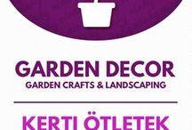 DIY garden decors // Kreatív kerti dekorációk / DIY garden decors! For more craft ideas visit our site: http://www.mindy.hu/en ◄◄ ║ ►► Kreatív kerti dekorációk (Ha magyarul szeretnéd látni az ötletek leírását a Mindy oldalán: a Mindy-n a menü alatti szürke sávban az oldal tetején találhatod a nyelvváltás gombot!) Még több kreatív ötlet: http://www.mindy.hu/hu
