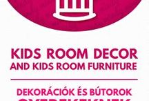 Kids room decor ideas & furniture // Gyerekszoba dekorációk és gyerekszoba bútorok / DIY Kids room decor ideas & free furniture plans! For more craft ideas visit our site: http://www.mindy.hu/en ◄◄ ║ ►► Kézzel készült gyerekszoba dekorációk és bútorok (Ha magyarul szeretnéd látni az ötletek leírását a Mindy oldalán: a Mindy-n a menü alatti szürke sávban az oldal tetején találhatod a nyelvváltás gombot!) Még több kreatív ötlet: http://www.mindy.hu/hu
