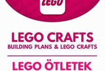 Lego building & lego crafts // Lego építés és lego dekoráció / Free Lego building plans & lego crafts! For more craft ideas visit our site: http://www.mindy.hu/en ◄◄ ║ ►► Lego építési ötletek és lego dekoráció (Ha magyarul szeretnéd látni az ötletek leírását a Mindy oldalán: a Mindy-n a menü alatti szürke sávban az oldal tetején találhatod a nyelvváltás gombot!) Még több kreatív ötlet: http://www.mindy.hu/hu
