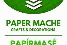 paper mache // papírmasé