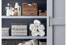 ➳ Linen Closet Ideas / ::Linen Closet:: - Decor - Home - Ideas - Inspiration *** For more tips & ideas stop by My Bella Villa on Facebook & Tumblr!
