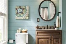 ➳ Bathroom Ideas / ::Bathroom Ideas:: - Decor - Home - Ideas - Inspiration *** For more tips & ideas stop by My Bella Villa on Facebook & Tumblr!