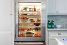 ➳ Fridge Inspo / Kitchen Edition | The Fridge - Decor - Home - Ideas - Inspiration ***  For more tips & ideas stop by My Bella Villa on Facebook & Tumblr!