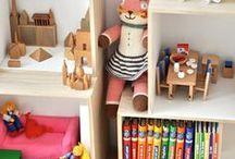 ➳ Toy Storage