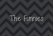 The Funnies / by Jam With Heather