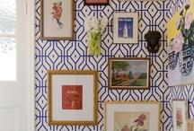 Gallery Wall Ideas / by Lora Green