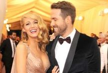 Cute Celebrity Couples / by POPSUGAR