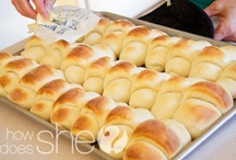 Breads / by Phoebe Tea