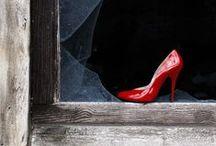 Shoes in Art / by KARINE ARABIAN