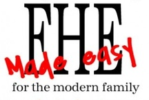 FHE ideas / by Phoebe Tea