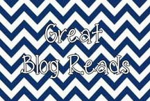Great Blog Reads / by Heather's Happenings