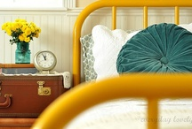 Bedrooms / by Lora Green