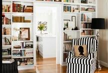 Bookshelves / by Lora Green