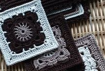 CROCHET - EMBROIDERY