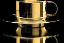 TEA AND COFFEE SET / by Grazia Merlo