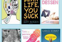 Books&TV / by Josie Bryan