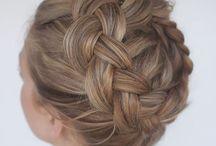 Hair / HAIR; hairstyles; haircuts; dyed hair; hair tutorials... / by Sol Quintana