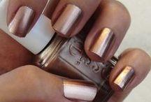 Nails / NAILS; colors; shapes; original designes... / by Sol Quintana