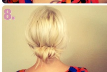 Hair / by Lora Green
