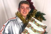 Holiday Cheer / Stars celebrating the holidays