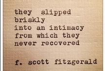 words. / by Chloe Bellomy